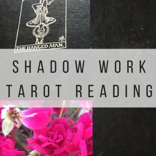shadow-worktarot-reading