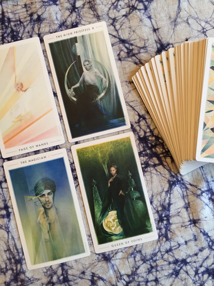 """No Frills"" Tarot Series: The ""Get What I Want"" Spread"