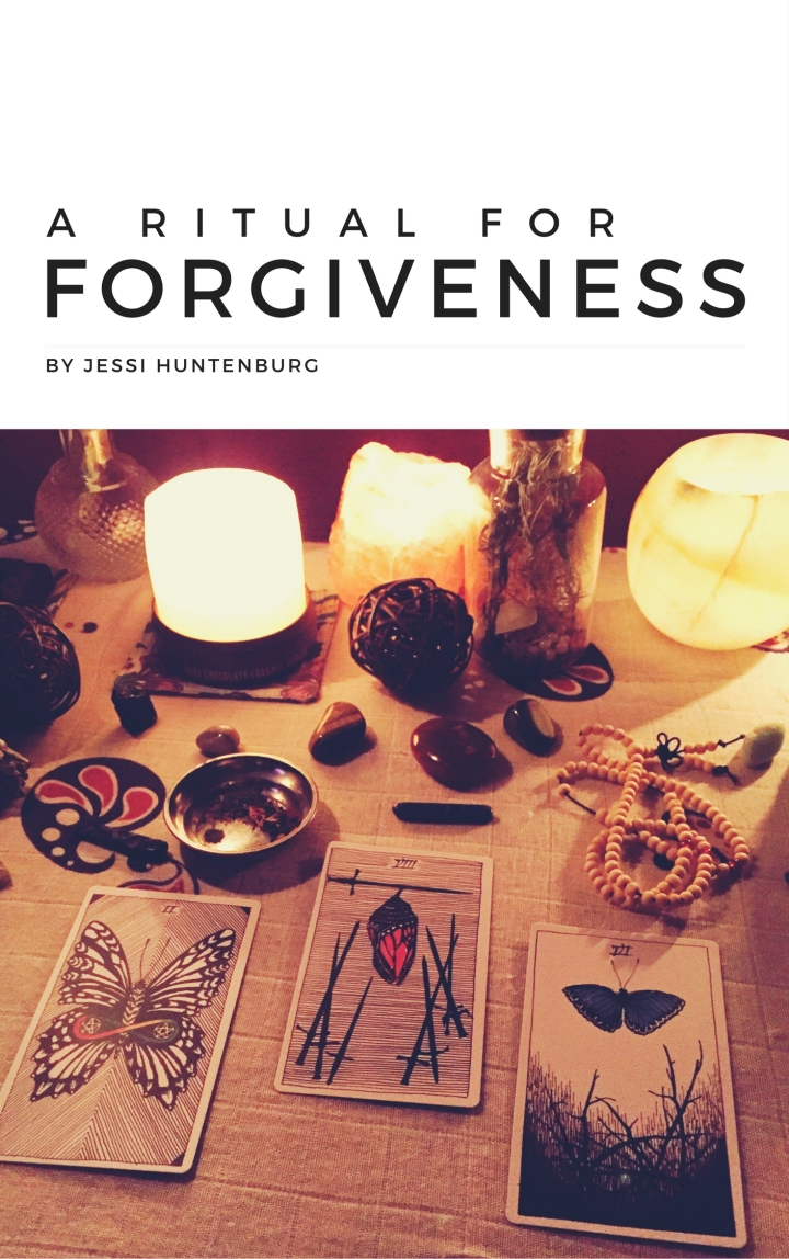 The Lesson: An Excerpt from A Ritual for Forgiveness