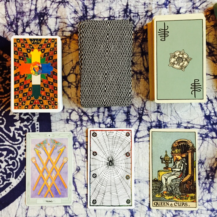 Embracing Growth: Working With Difficult Tarot Decks