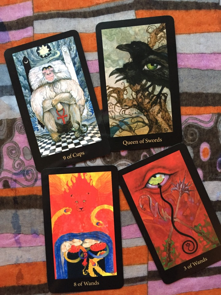 A Guide to Intuitive Tarot Reading