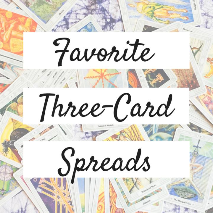 Tarot Instagrammer's Favorite Three-CardSpreads