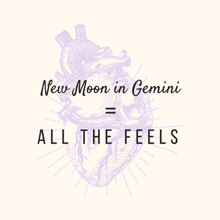 New Moon in Gemini Reading