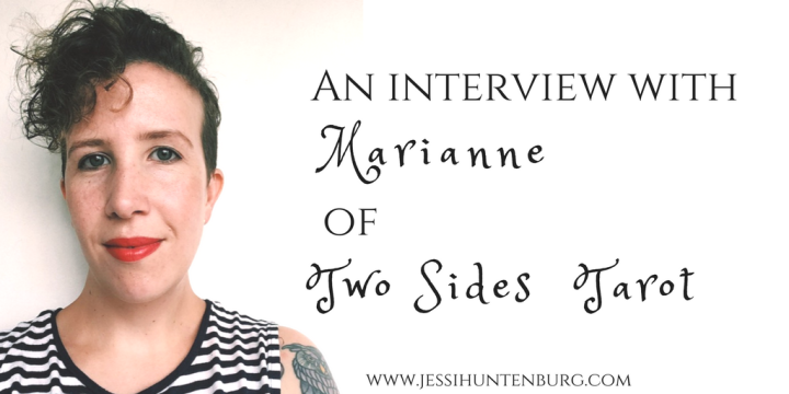 An Interview with Marianne of Two Sides Tarot