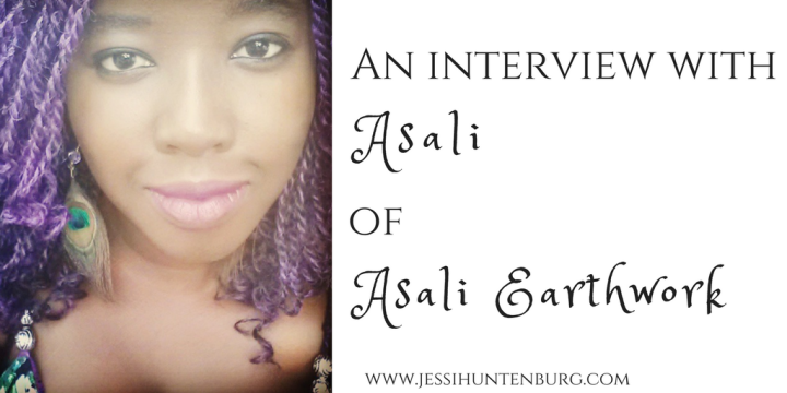 An Interview with Asali of Asali Earthwork