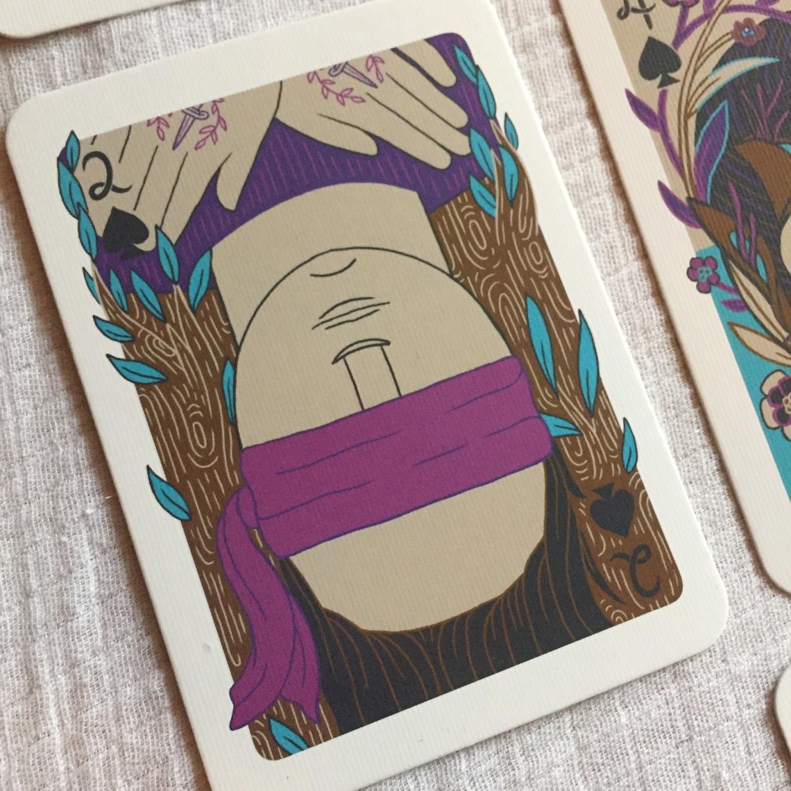 The Hanged Man The Illuminated Tarot