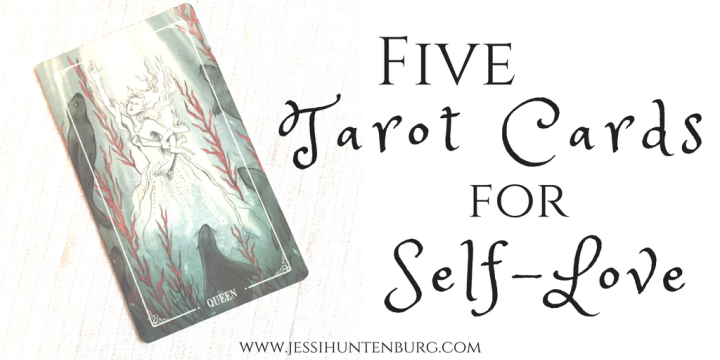 Five Tarot Cards for Self-Love