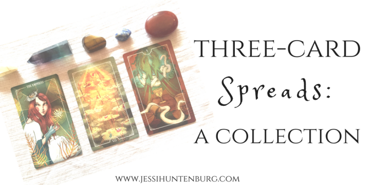 Three Card Spreads: ACollection